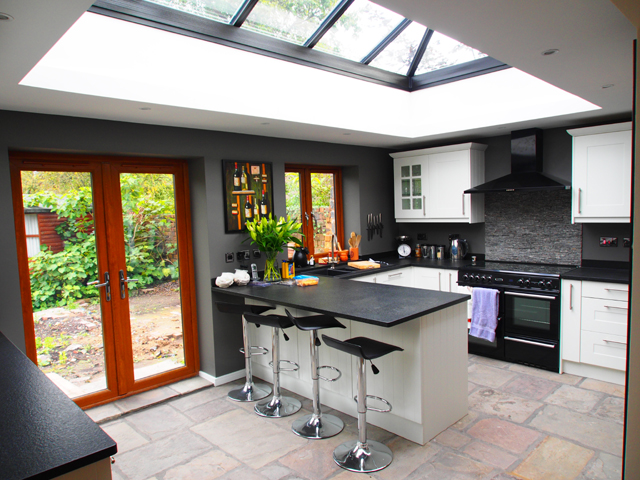 rooms reborn property maintenance : kitchen design and installation