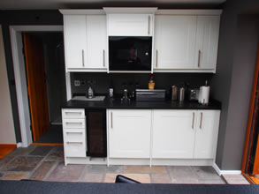 Kitchen Units with Built in Microwave