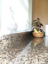 Marble Work Surface